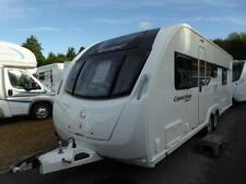 Campers, Caravans & Motorhomes 6 Sleeping Capacity 2 Axles