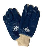 MCR Safety PREDALITE Premium Nitrile Gloves Large, 12 Pairs
