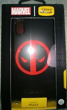 Marvel OtterBox Symmetry Series Protection DeadPool For IPhone X Limited Edition