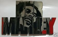 BOB MARLEY BUCKLE EXTENT DESIGNS & QUALITY AMAZING STYLES NEW FAST SHIPPING