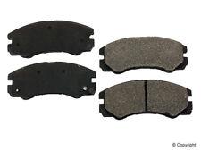 NB858 Bonded Parking Brake Shoe Fits 94-04 Isuzu Rodeo