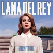 Born to Die by Lana Del Rey (CD, Jan-2012, Polydor)