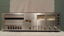 TOSHIBA - VINTAGE PC-5060 STEREO CASSETTE DECK Needs Belts