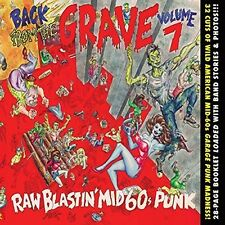 Various Artists - Back from the Grave 7 [New CD] Reissue