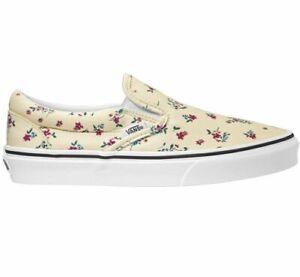 Vans Classic Slip On  Ditsy Floral Men's 7.5 Women's  Sz 9 NOLID