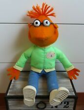 Vintage Fisher Price 853 Plush Doll Scooter 1978 Muppet Show Jim Henson Muppets