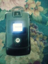 Motorola Razr V3 - blue/gray(T-Mobile) Cellular Phone
