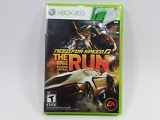 Xbox 360 NEED FOR SPEED The Run xbox-360 Video Game               G5