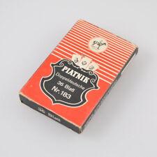 Piatnik Nr. 183 - Doppeldeutsche 36 Blatt - altes Kartenspiel - Vintage