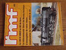 $$$ Revue RMF N°231 150-X SNCF HOTelecommande Zero-1AtmosphereABJ4 AS