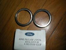 NOS 1960 - 1964 Ford Galaxie Front Wheel Outer Bearing Cups B5A-1217-B