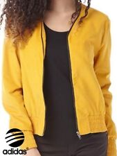 adidas Jacket for Women Yellow Limited Edition Size XS