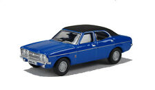 Oxford Diecast Ford Cortina Mk3 Electric Monza Blue 76COR3005 OO Scale (suit Ho)