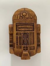 More details for r2d2 tiki decoration starwars 3d printed hand painted movie film droid