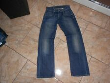 H1617 G-Star RADAR STRAIGHT Jeans W30 Dunkelblau ohne Muster