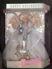 Vintage 1992 Barbie Special Edition, Happy Holidays Doll