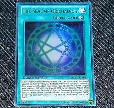 The Seal of Orichalcos LC03-EN001 Ultra Rare Yugioh Card NEAR MINT