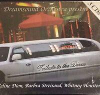 Tribute to the Divas - Dreamsound Orchestra 3 CD Set (CD)