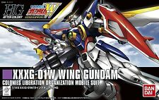 HGAC 1/144 XXXG - 01 W Wing Gundam (New Mobile Suit Gundam Gundam W)