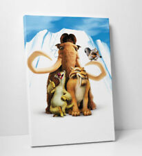 Reproduction White Movies Art Prints