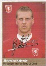 AH 2009/2010 Panini Like sticker 205 Slobodan Rajkovic FC Twente Enschede