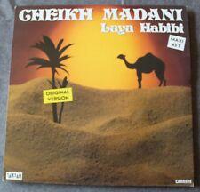 Cheikh Madani, laya habibi, Maxi Vinyl