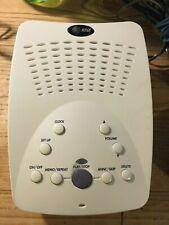 AT&T Digital Answering Machine Model 1718 white Phone Telephone