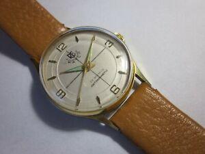 Vintage Swiss RE-WATCH Handaufzug Armbanduhr manual winding Wristwatch 17 Rubis