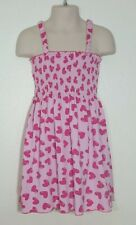 Pink Hearts, Sun / pool / party / summer, Dress, Very Good Condition, Size: M