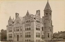A View Of The North School, Middletown, Ohio OH 1911
