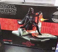 "Star Wars Black Series 6"" Last Jedi Centerpiece DARTH VADER STATUE NEW IN STOCK"