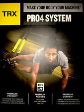 Trx Pro4 suspension training system. New!