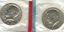 1978 P+D KENNEDY HALF UNCIRCULATED STILL IN MINT CELLO L@@K