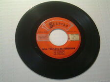 """The Shirelles: """"Will You Love Me Tomorrow"""" / """"Boys"""" - original '60 - plays well"""