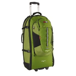 BlackWolf Grand Tour Rolling Luggage Forest 65 L     RRP $299