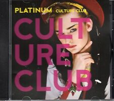 Culture Club - Platinum (2008 CD) EMI (New)