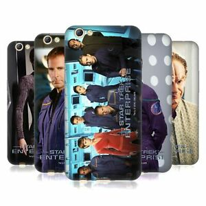 OFFICIAL STAR TREK ICONIC CHARACTERS ENT SOFT GEL CASE FOR OPPO PHONES