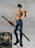 One Piece Trafalgar Law Anime Manga Figuren Figure Figur Set H:25cm Neu