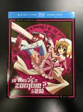 Is This A Zombie?  Of the Dead: Season Two (Blu-Ray / DVD Combo Pack)