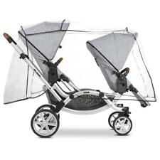 ABC Design Zoom Pushchair, Buggy, Stroller Double Raincover