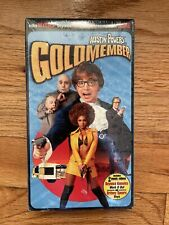 New listing Austin Powers: Goldmember Vhs New Factory Sealed Mike Myers Beyoncé Knowles