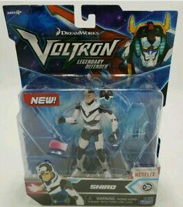 Voltron Legendary Defender Shiro Action Figure Playmates Toys New DMG Package
