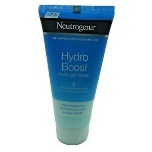 Neutrogena Hydro Boost Hydrating Hand Gel Cream W/ Hyaluronic Acid-3oz.