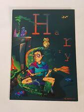 Planet Boomerang Promo Postcard H For Harry Di Mainstone