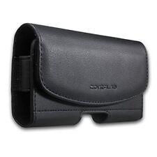 T Mobile Revvl Plus Belt Clip Holster Pouch Sleeve Cell Phone Case Hor