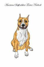 American Staffordshire Terrier Notebook, Paperback by Pet Care Inc. (Cor), Is.