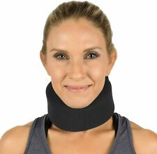 Vive Neck Brace - Foam Cervical Collar  Black