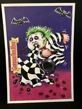 Garbage Pail Kids Panoramic Artist Return Sketch Card