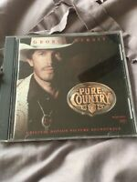 Pure Country by George Strait (CD, Sep-2017, MCA)