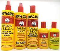 Paltas B.K.C. Hair Moisturizers and Treatments ** Full Range**